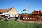 Děti z mateřských škol se setkaly v Březové u Kutné Hory