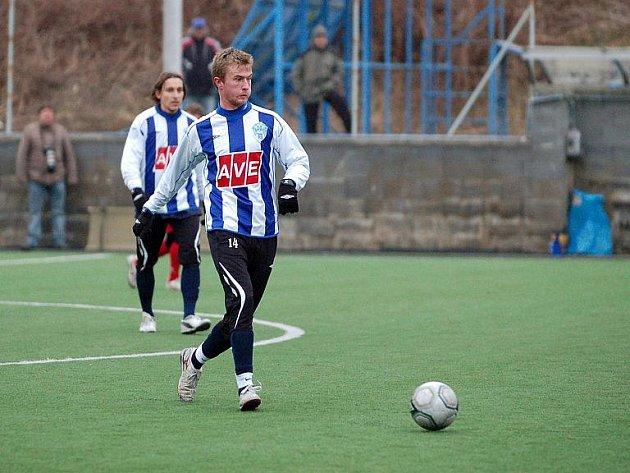 Přátelské utkání: Zenit Čáslav - SK Hlavice 7:1, 16. února 2011.