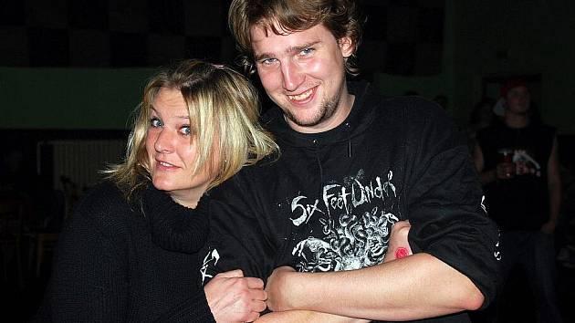 V Petrovicích I zahrály Rybičky 48. 23. 10. 2010