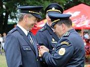 Oslavy výročí sboru dobrovolných hasičů