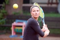 3. kolo středočeských tenisových soutěží: K. Hora A - M. Hradiště B, K. Hora B - Mělník C, 12. května 2012.