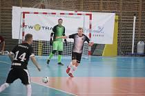 Futsalisté FTZS Liberec prohráli ve Vysokém Mýtu.