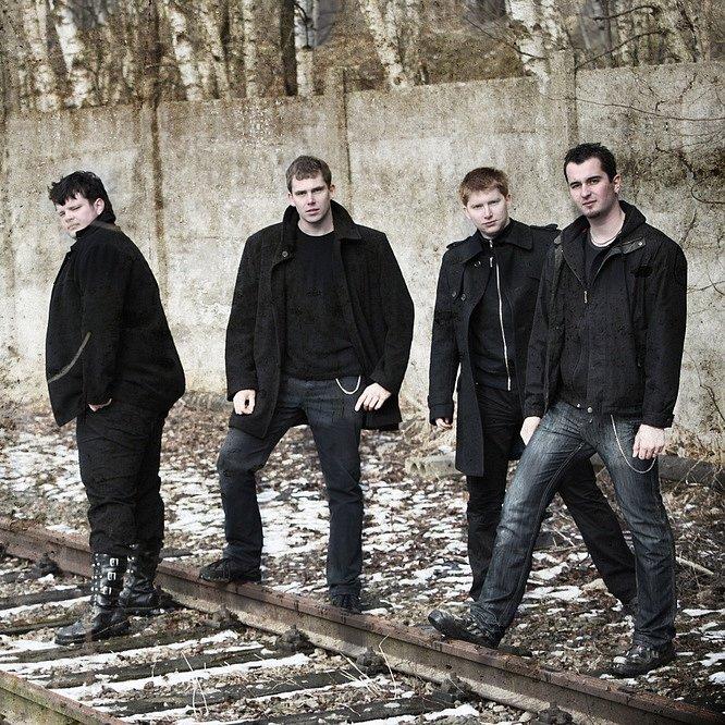 CODERS. Crossover metalová kapela ze Žďáru nad Sázavou.