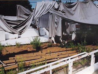 Kde se nacházely tyto lavičky?