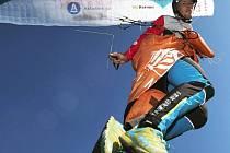 Liberecký Mayer je jediným Čechem v Red Bull X-Alps.