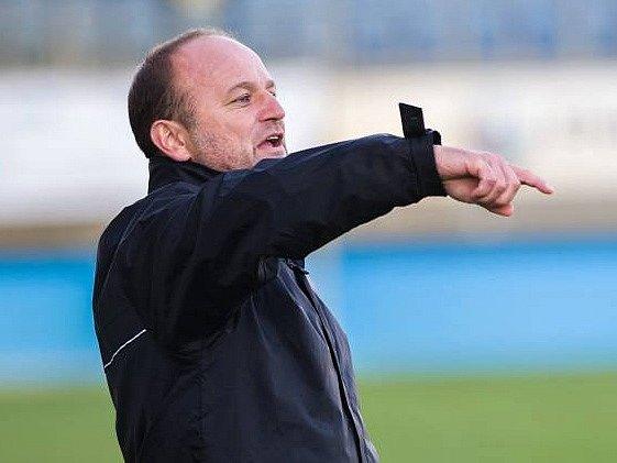 Trenér Pavel Hoftych