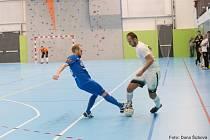 Prohra o jeden gól. Futsalisté Liberce nestačili na Mělník a prohráli 5:6. Připsali si tak čtvrtou porážku v řadě.