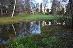 V Českém Dubu nedaleko Liberce se radnice zaměřila na tůně v zámeckém parku.