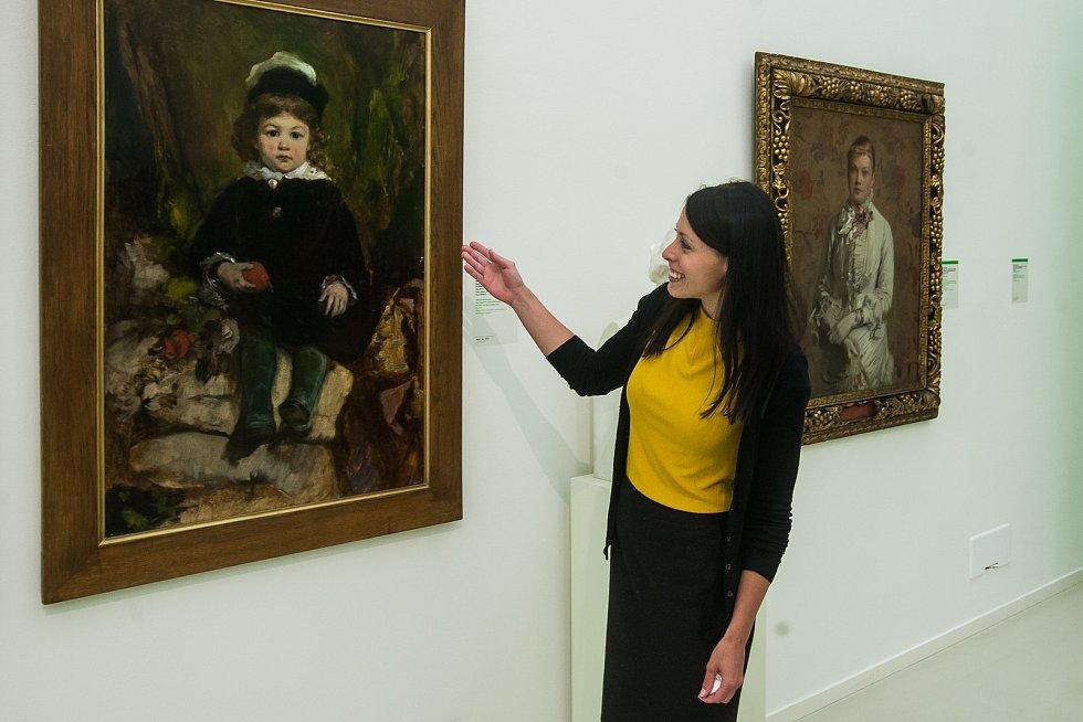 Výstava Fenomén Charlemont / Eduard - Hugo - Theodor představuje jejich malířské a sochařské dílo a jejich vztah k mecenáši umění a zakladateli libereckých sbírek, Johannu Liebiegovi.