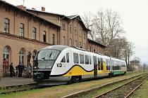 Dne 9. dubna uspořádal Liberecký kraj prezentační jízdu Okolo Trojzemí. Zvláštní vlak vyjel z Liberce a přes Frýdlant, Zawidów, Zhořelec, Görlitz a Žitavu se vrátil zpět do Liberce.