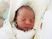 JIŘÍ ŠIDLOF  Narodil se 17. ledna v liberecké porodnici mamince Kateřině Šidlofové z Liberce.  Vážil 3,70 kg a měřil 51 cm
