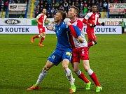 Slovan Liberec - Slavia Praha 1:1.