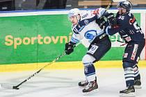 HC Škoda Plzeň - Bílí Tygři Liberec 6:3.
