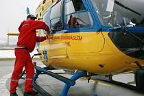 PŘI ZÁCHRANĚ ŽIVOTŮ JDE O VTEŘINY. Nový heliport pro krajskou nemocnici by ušetřil minuty