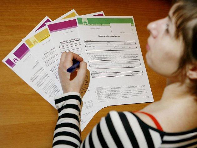 Sčítací formuláře budou na papíře i na internetu.