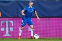 Jan Mikula - obránce a kapitán FC Slovan Liberec.