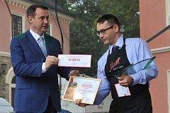 Kitl syrob malinový s dužninou se stal výrobkem  roku Libereckého kraje 2017.