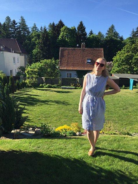 Eliška Hamplová se pohybovala už odmalička vdivadelním prostředí a stojí za organizací Festivalu současného umění divadla WTF?!.