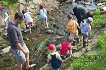 Nadace Ivana Dejmala pro ochranu přírody chce podpořit ekologickou výchovu mládeže.
