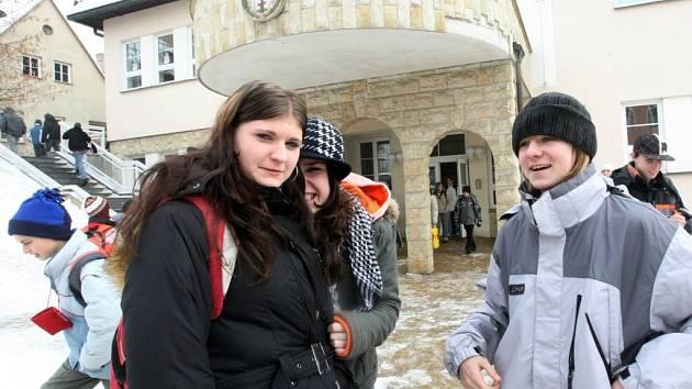 Základní škola v Českém Dubu. Ilustrační foto.