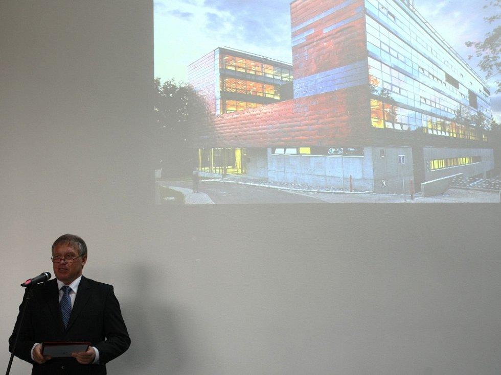 Technická univerzita otevřela nové centrum