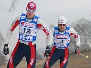 Lukáš Baurer na Zlaté lyži 2005-2006.