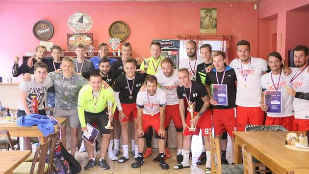 Druhý ročník Sea Clean Cupu vyhrál FT Zlej se(n) Liberec.