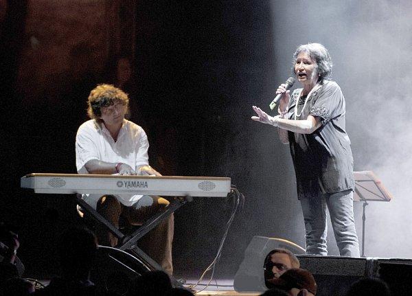 TRUTNOV OPEN AIR FESTIVAL 2012.Marta Kubišová