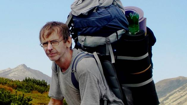 Lubomír Vejražka píše o horolezectví už 30 let. Nyní chystá další knihu o Huascaránu.