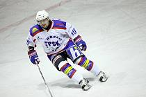 AUTOR HATTRICKU Jakub Šebesta z PSK Liberec.