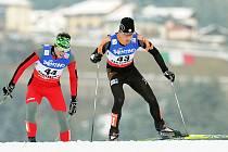 SDRUŽENÁŘE ČEKÁ START VE FINSKU. Mezi reprezentanty nechybí ani závodník liberecké Dukly Miroslav Dvořák (vpravo).