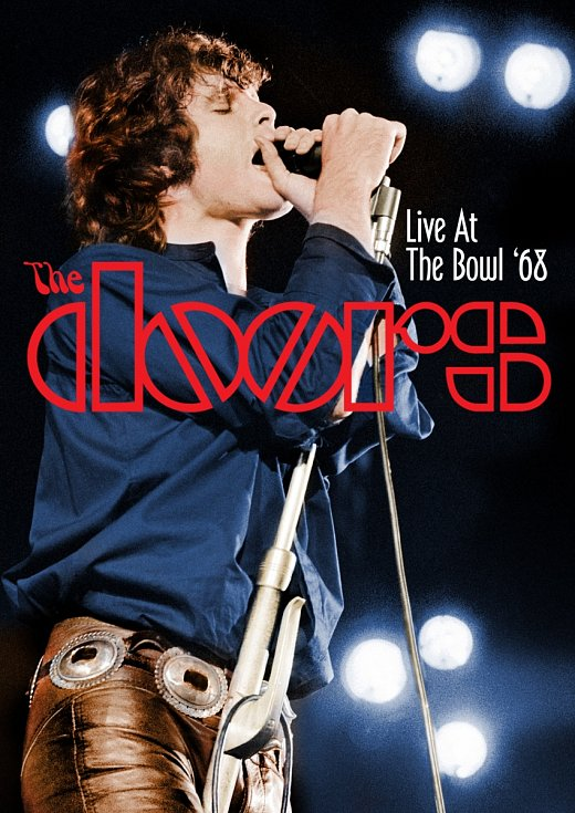 THE DOORS Live at the Bowl '68