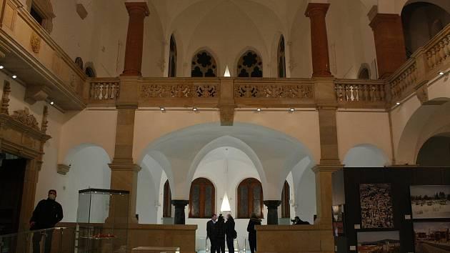 Severočeské muzeum v Liberci.