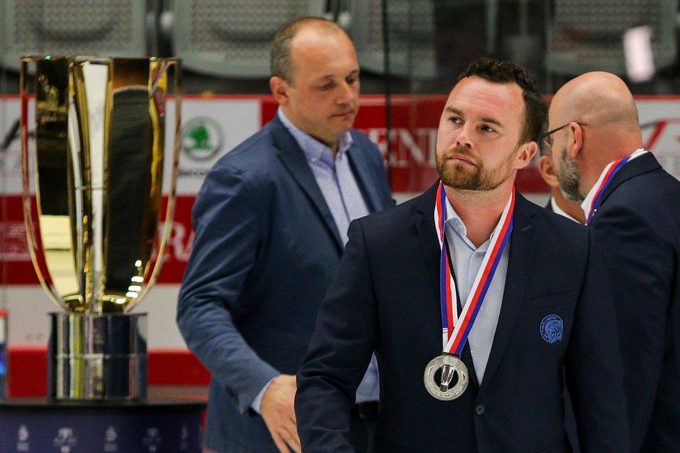 Filip Pešán se stříbrnou medailí