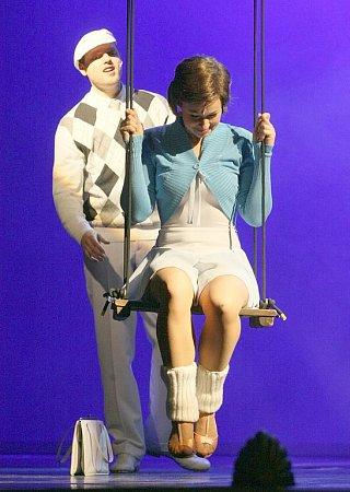 ZPÍVÁNÍ VDEŠTI nakonec Divadlo F. X. Šaldy uvede poprvé tento pátek od 19hodin. Představení už je vyprodané.