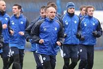 Fotbalisté Slovanu mají nového spoluhráče