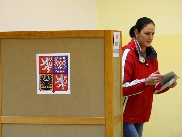Volby na Liberecku 2013