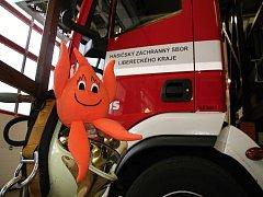 Den požární bezpečnosti.