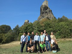 Globální geopark UNESCO Český ráj navštívila delegace z čínského geoparku.