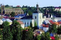 Kostel svatého Mikuláše v Turnově.