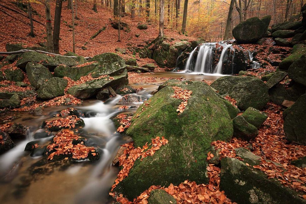 Podzim na Štolpichu