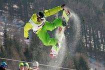 V únoru 2011 se na ještědských Pláních jezdil Český pohár ve snowboardingu.