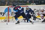 Přípravné utkání mezi Bílí Tygři Liberec Liberec - Amur Chabarovsk Chabarovsk