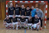 Vítězové krajského futsalového přeboru Avast Liberecké Gazely.