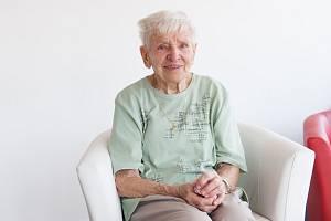 Julie Mrázová, Domov důchodců Velké Hamry