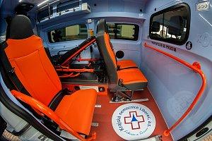 Nemocnice vylepšuje komfort sanitek