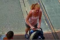 Svědkyně, kterou hledá policie.