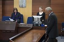 Atmosféra v soudní síni. Kauza LTK.