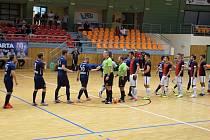Futsalisté Liberce zvítězili v Hodoníně 4:2.