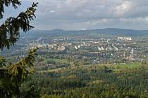 Město Liberec.